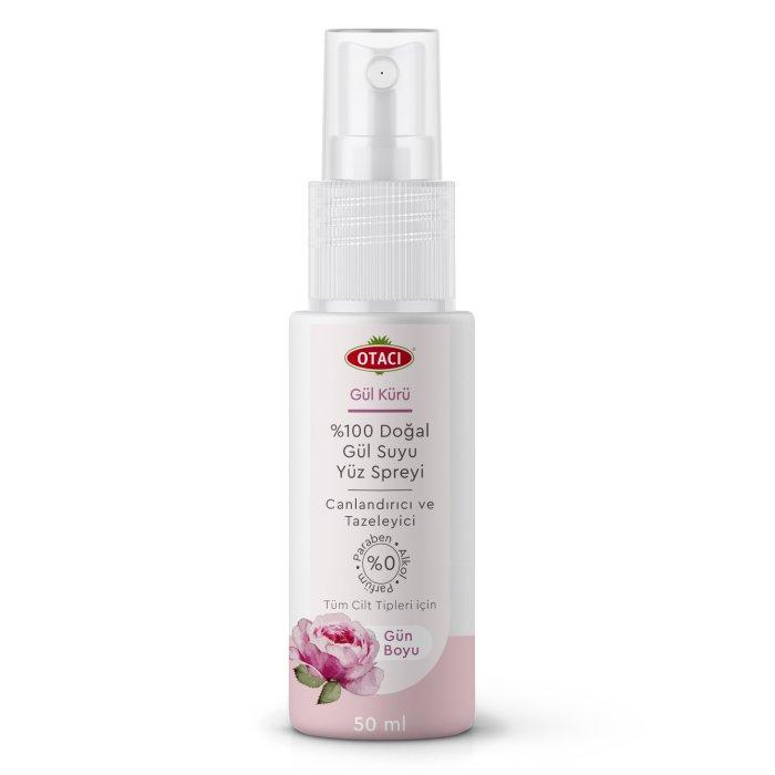 Otacı Natural Turkish Pure Rose Water - Spray