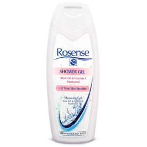 Rosense Shower Gel with Rose Extracts (%100 Natural)