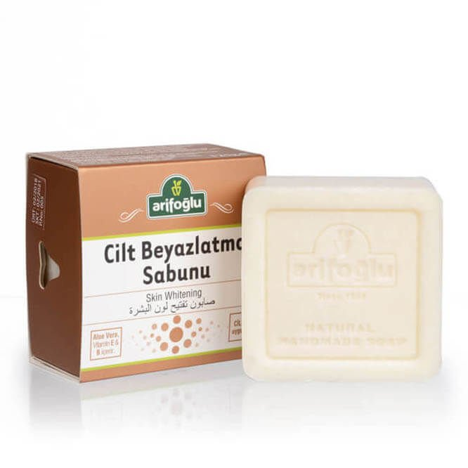 Turkish Skin Whitening Natural Soap - Arifoğlu