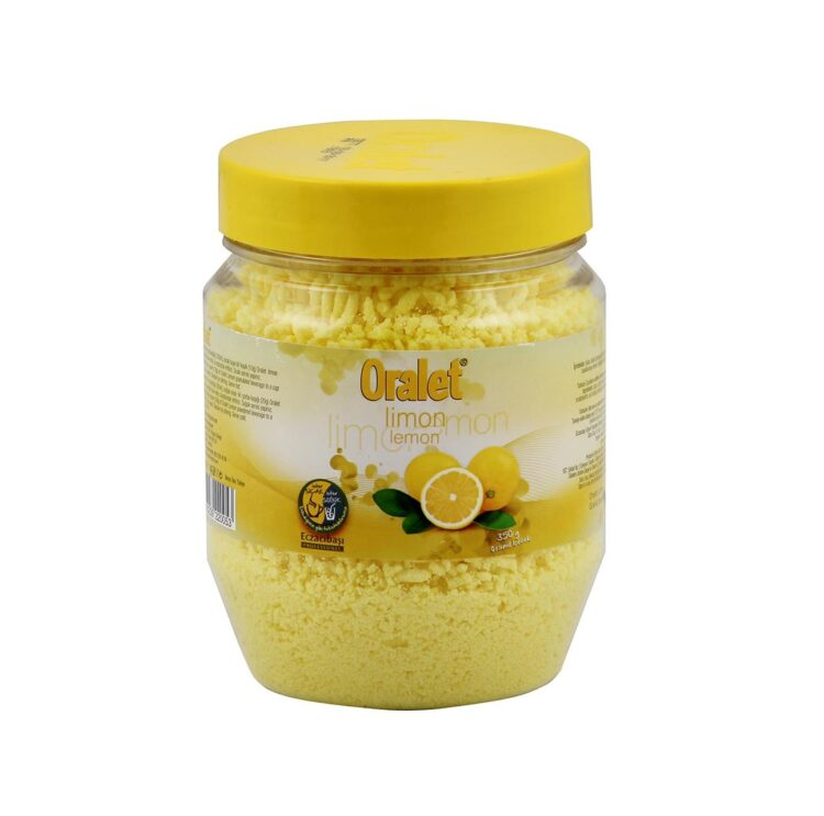 Turkish Lemon Flavour Drink (Granulated Instant Ready)