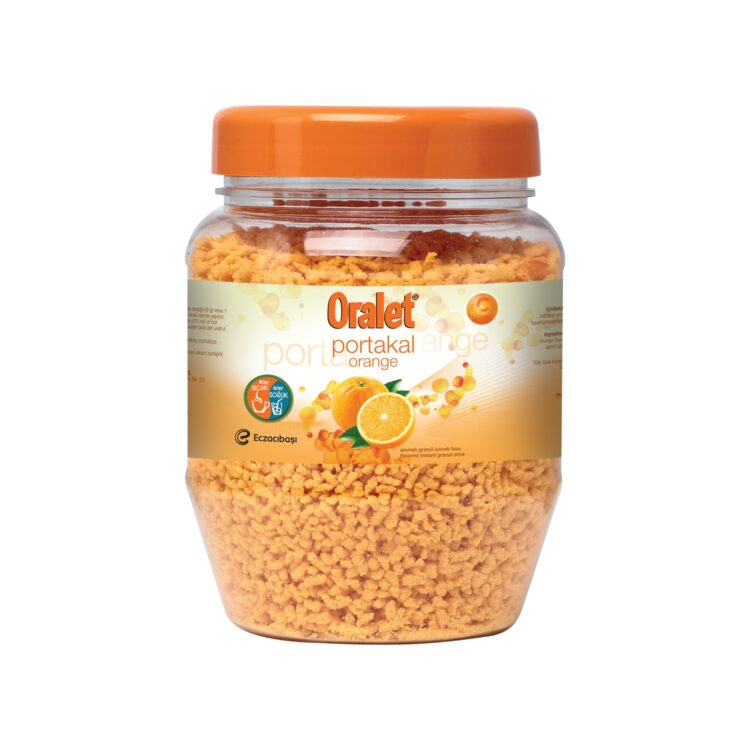 Turkish Orange Flavour Drink (Granulated Instant Ready)
