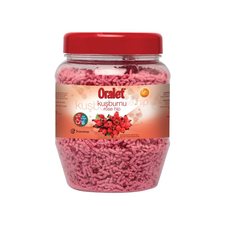 Turkish Rosehip Flavour Drink (Granulated Instant Ready)