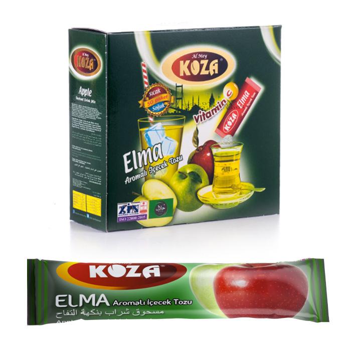 Turkish Apple Flavored Powder Single-Use Drink (50pcs)