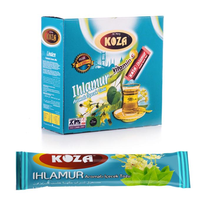 Turkish Linden Flavored Powder Single-Use Drink (50pcs)