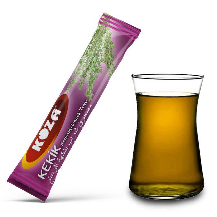 Turkish Thyme Flavored Powder Single-Use Drink (50pcs)