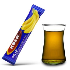 Turkish Banana Flavored Powder Single-Use Drink (50pcs)