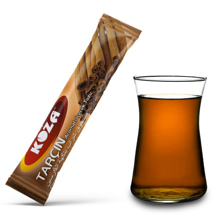 Turkish Cinnamon Flavored Powder Single-Use Drink (50pcs)