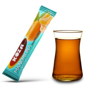 Turkish Mandarin Flavored Powder Single-Use Drink (50pcs)