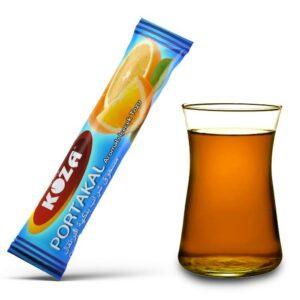 Turkish Orange Flavored Powder Single-Use Drink (50pcs)