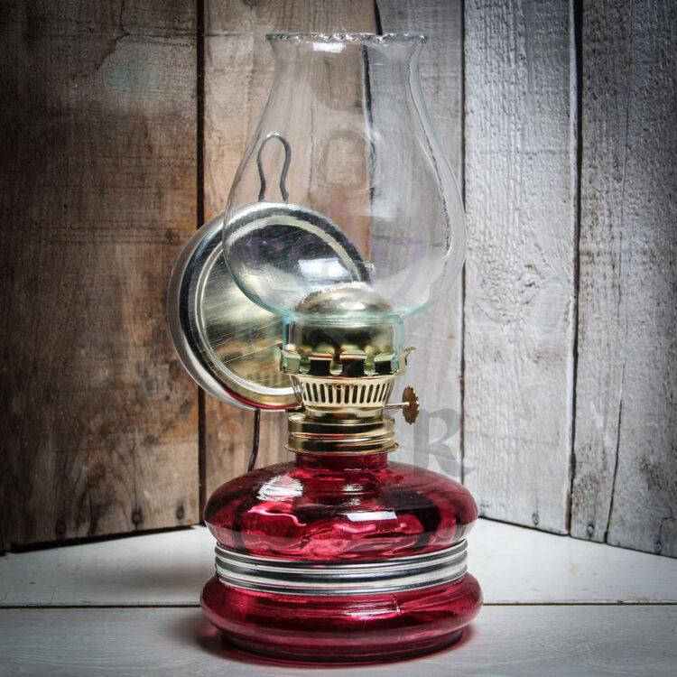 Turkish Decorative Nostalgic Oil Lamp - Mitr