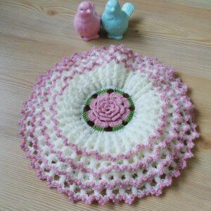 Turkish Handmade Bath Knitting 100% Cotton-Lettuce