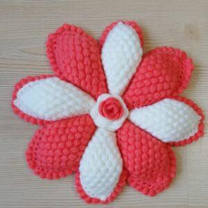 Turkish Handmade Bath Knitting 100% Cotton-Spring
