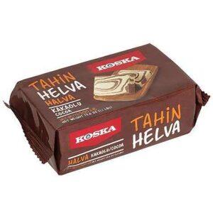 Turkish Halva - Cocoa flavored