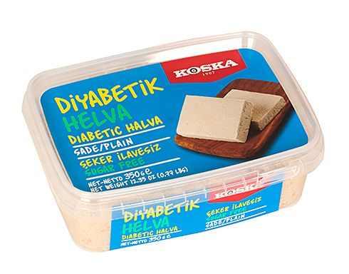 Turkish Halva Plain (Diabetic Sugar-Free)