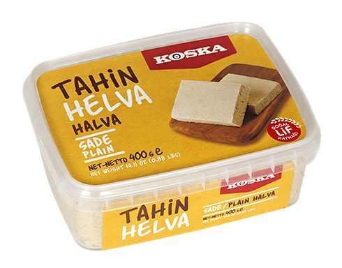 Turkish Plain Halva