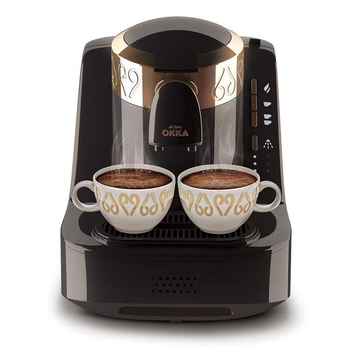 Turkish Electric Coffee Machine (Arzum Okka-Color Option)