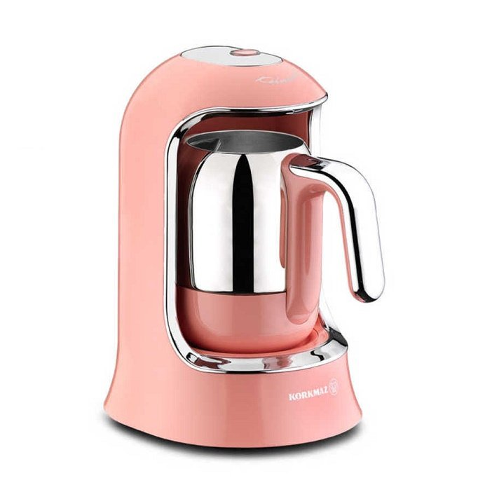 Turkish Electric Coffee Maker (Pink)
