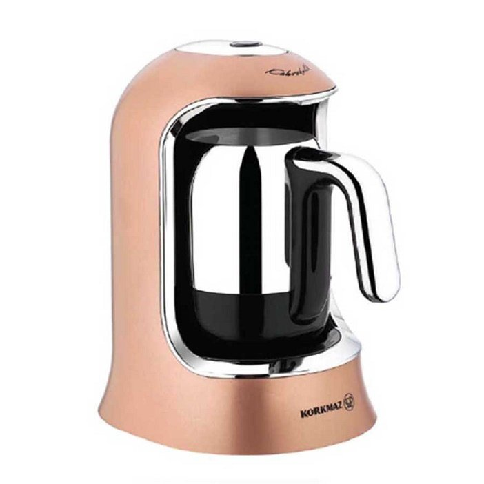 Turkish Electric Coffee Maker (Rose Gold)