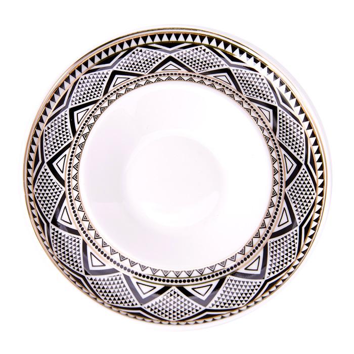 Turkish Coffee Cup Porcelain - Globe (Set of 6)