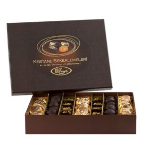 Turkish Candied Chestnut-Special Assorted