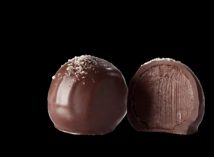 Turkish Chestnut Confectionary - Hazelnut Cream, Caramel and Cacao Filled
