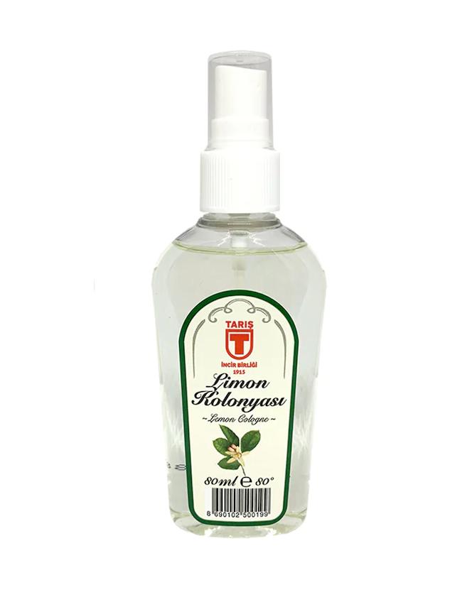 Turkish Cologne Lemon Scented Spray - Taris