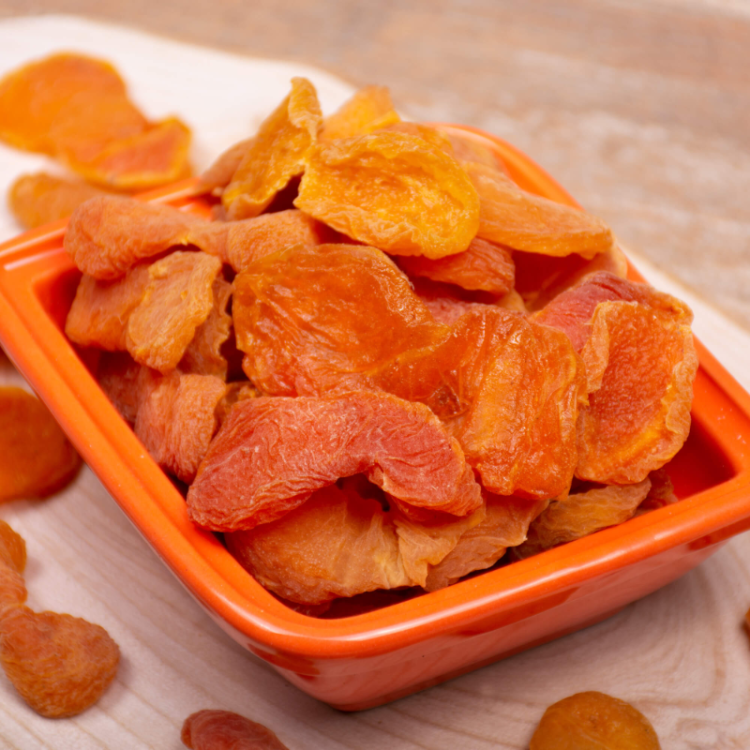 Turkish Natural Sun Dried Apricots (Leaf Type)