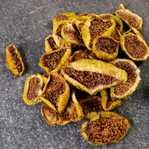 Turkish Natural Dried Fig Chips