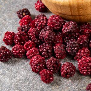 Turkish Natural Freeze Dried Blackberry