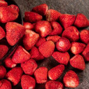 Turkish Natural Freeze Dried Strawberry