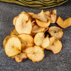 Turkish Natural Sun Dried Apple Chips