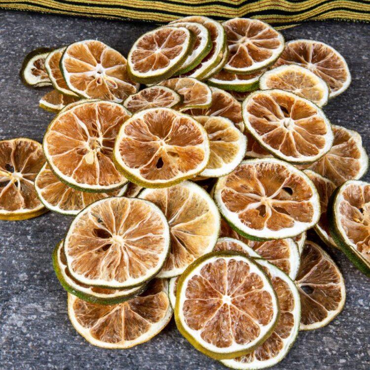 Turkish Natural Sun Dried Lime
