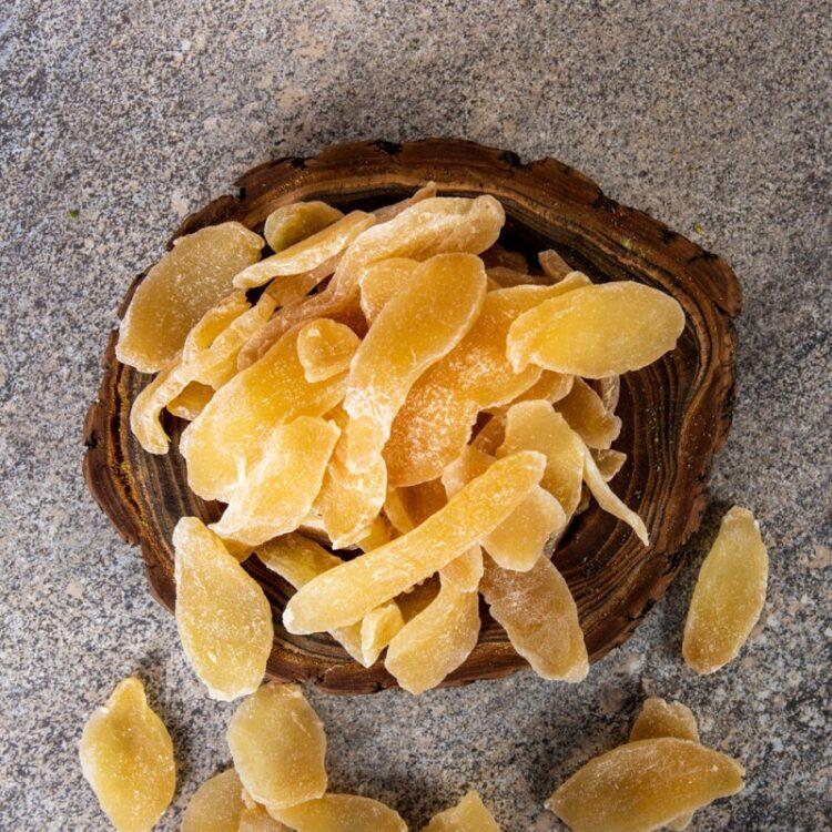 Turkish Natural Sun Dried Mango
