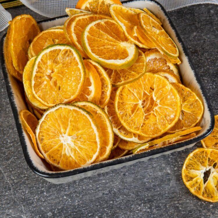 Turkish Natural Sun Dried Orange