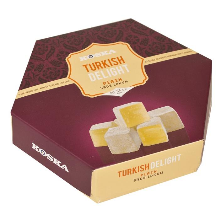 Turkish Delight (Plain)-Turkish Lokum