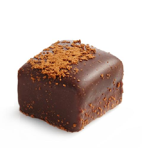 Turkish Praline with Coffee - Dark Chocolate and Milk - Selamlique