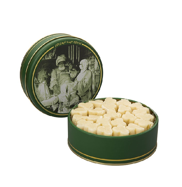 Turkish Marzipan with Mastic (Almond Paste with Mastic)