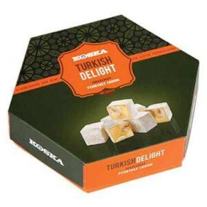 Turkish Delight (Hazelnut)-Turkish Lokum