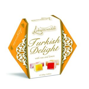 Turkish Delight (Rose and Lemon Flavored)
