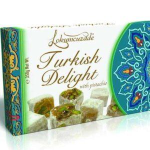 Turkish Delight (with Pistachio)