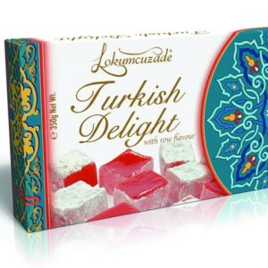 Turkish Delight (with Rose Flavored)