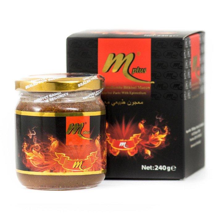 Turkish M Plus Mesir Paste (Macun) 240g (8.46oz)