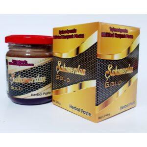 Turkish Macun with Herbal Paste () - Gold Premium