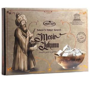 Turkish Delight with -Turkish Delight with Spice and Herbal Blend