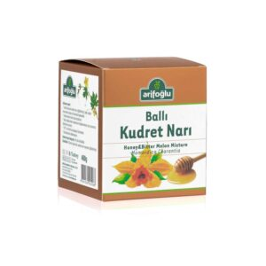Turkish Honey&Bitter Melon Mixture Momordica Charantia