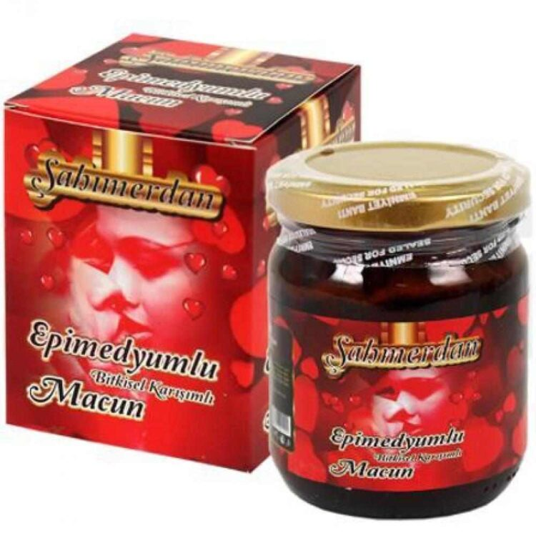 Turkish Macun with Herbal Paste - Special Production
