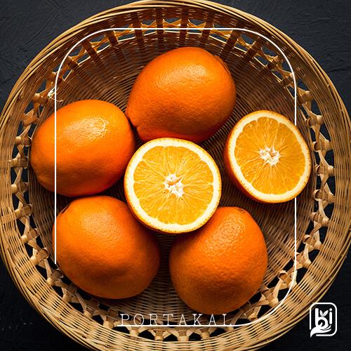 Turkish Natural Orange