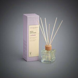 Lavender Scented Bamboo Stick Air Freshener - Atelier Rebul