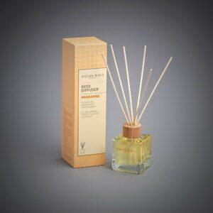 Mandarine Scented Bamboo Stick Air Freshener - Atelier Rebul