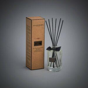 Saffron Oud Scented Bamboo Stick Air Freshener - Atelier Rebul
